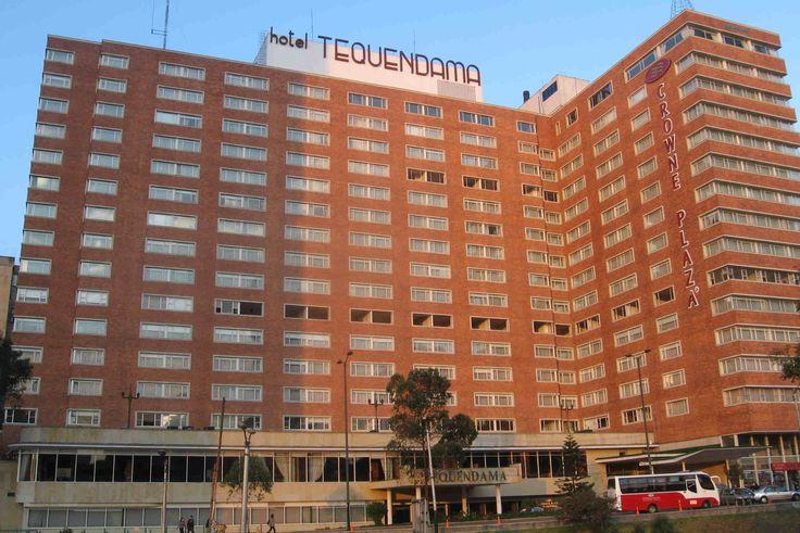 Hotel Crowne Plaza Tequendama en Bogotá, Bogotá D.C.