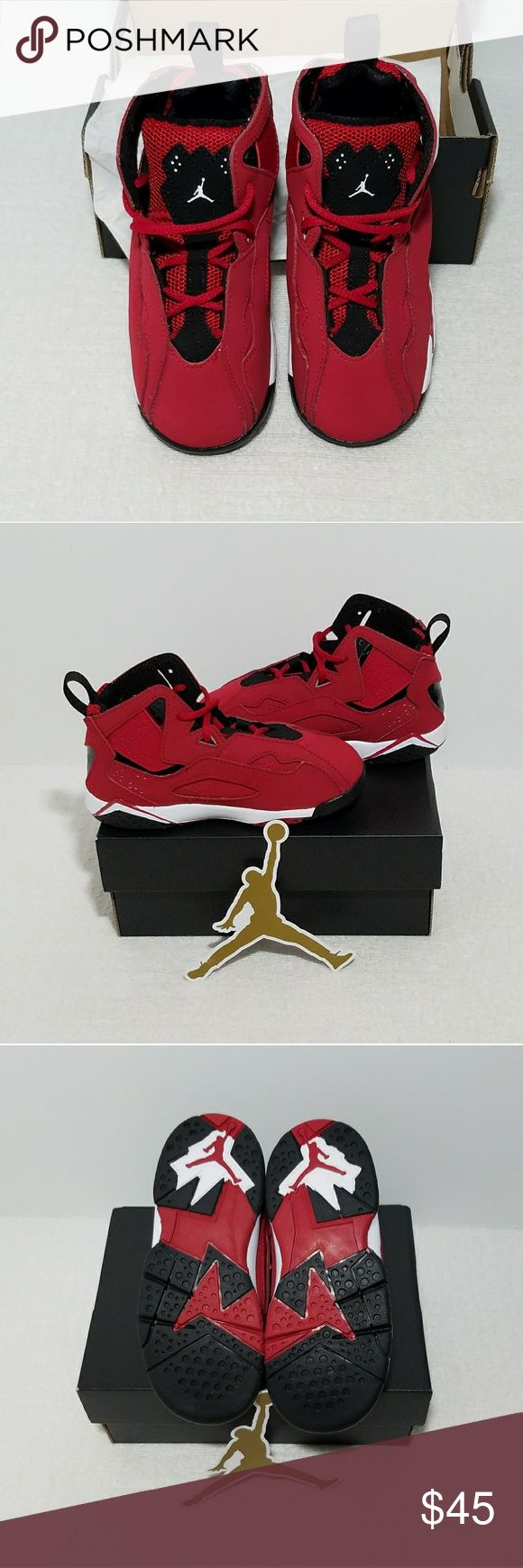 Nike Jordan Flight Toddler Boys Sneakers New Nike Jordan Toddler Boys Sneakers Size 10C Jordan Shoes Sneakers