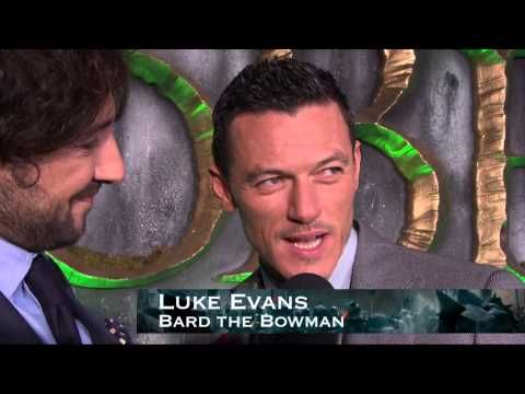 The Hobbit: The Battle of the Five Armies: London World Premiere Highlig...