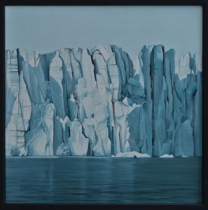 Rational Expressions | Tidewater Glacier I by Dawn Reader