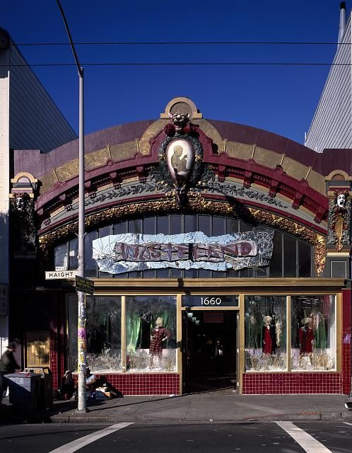 Vintage clothing stores san francisco