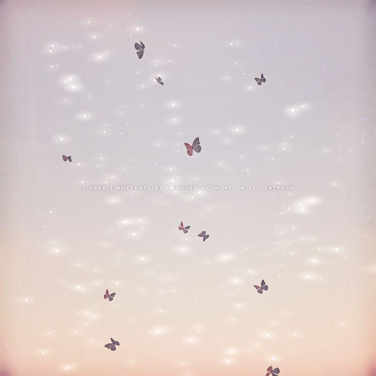 https://flic.kr/p/W6oudZ | [ keke ] butterflies dancing | Out now at  [ keke ]  ★ click to [ keke ] ★