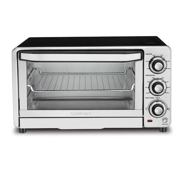 Cuisinart Custom Classic Toaster Oven Broiler Convection Toaster Oven Toaster Oven Toaster
