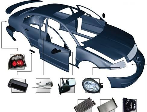 A Body Panel Refers To A Part Of The Car Body Such As A Rear Wing