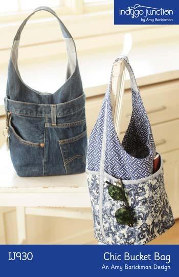selbstgemachte Tasche