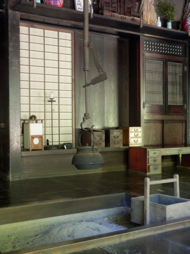 Japanese Traditional Houses