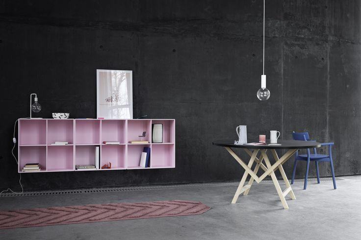 REPEAT – open-shelf sideboard.