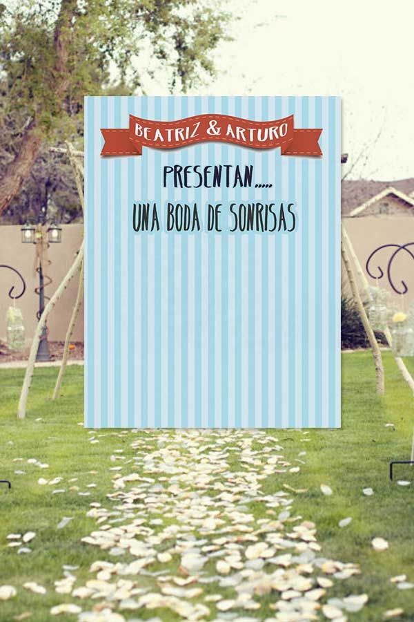 Diseño Photocall bodas. #backdrop #photobooth #photocall http://photocalls.es/