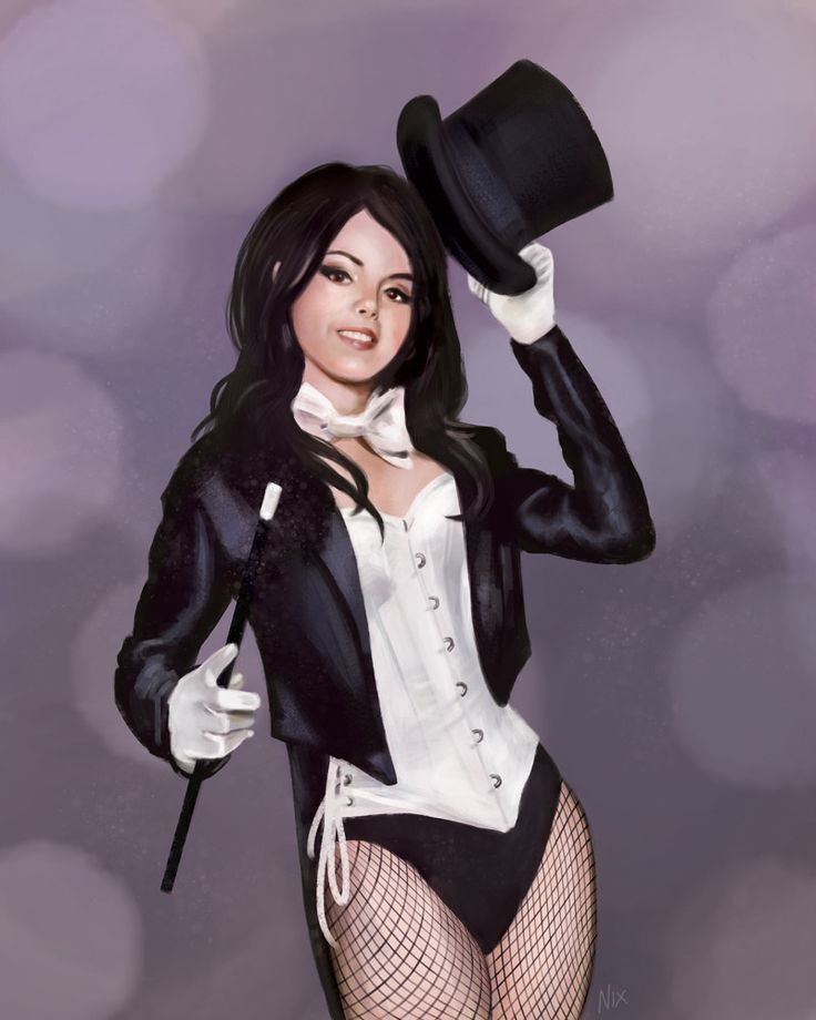 17 Best images about Zatanna on Pinterest | The justice ...