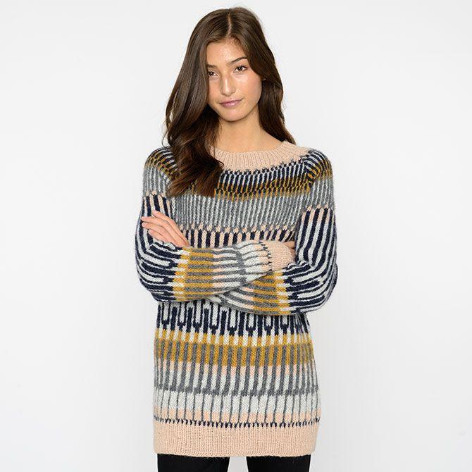 Öland Strik Sweater