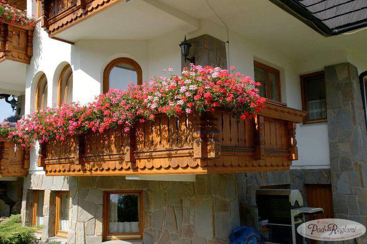 4 maja 2011 - wiosna w górach - pensjonat Willa Pod Reglami