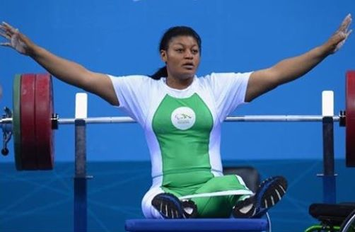 Nigerian Woman Breaks Powerlifting World Record in Mexico