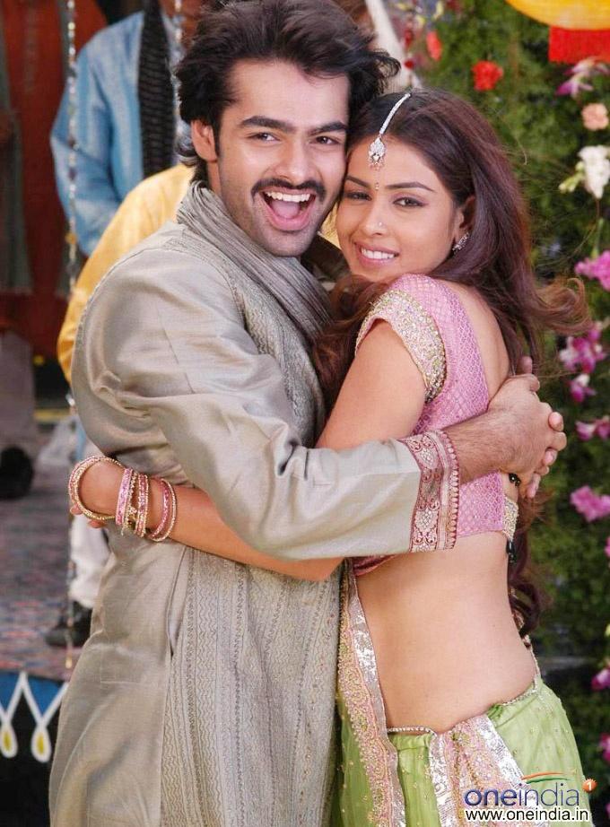 Ram Pothineni with Genelia Dsouza #Ready #Tollywood #Telugu