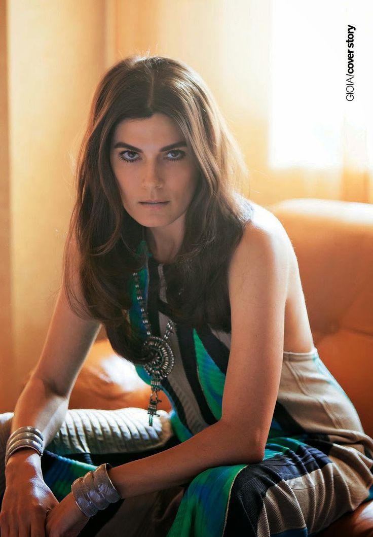 World Country Magazines: Actress @ Valeria Solarino - Gioia!, March 2015