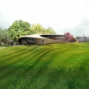 Snøhetta unveil proposals for Maggie's Centre in Aberdeen