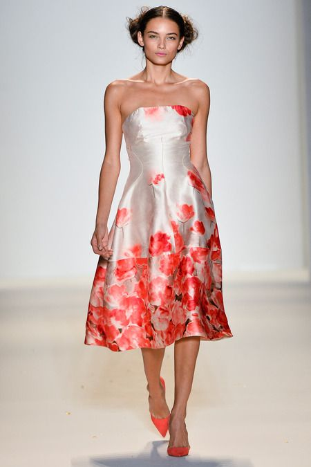 Lela Rose | Spring 2014 Ready-to-Wear Collection | Style.com -- pretty