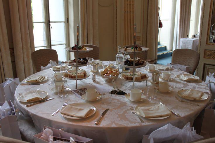 2016 Jenny Packham Bridal Event at the Mandarin Oriental Hotel London - Elegant Afternoon Tea #JennyPackham #Bridal