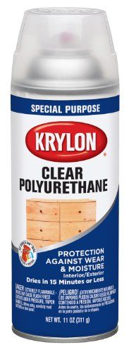 Krylon 7005 Polyurethane Gloss Varnish Paint, 11 oz Krylon https://www.amazon.com/dp/B007VTS096/ref=cm_sw_r_pi_dp_x_b21cybSG0B0BG