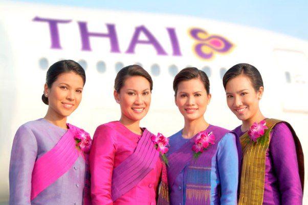 Thai Airways International : crew