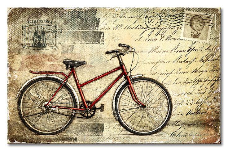 Открытки ретро велосипеды