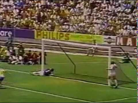 Gordon Banks' amazing save against Pele. The England goalkeeper's save from the 'greatest ever player' is regarded as the 'greatest ever save' For more, see http://www.betfred.com/