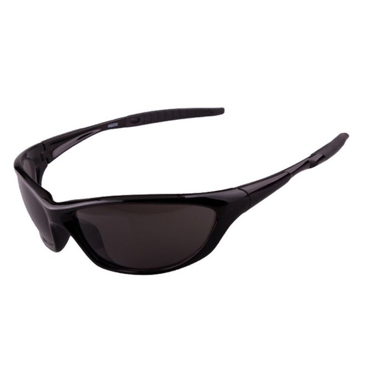XQ-232 Polarized Glasses Sports Driving Fishing grey glasses