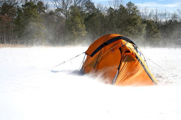 Winter is a great time of year to go camping or backpacking Winter can be one of the most beautiful times of the year to go camping or backpacking.