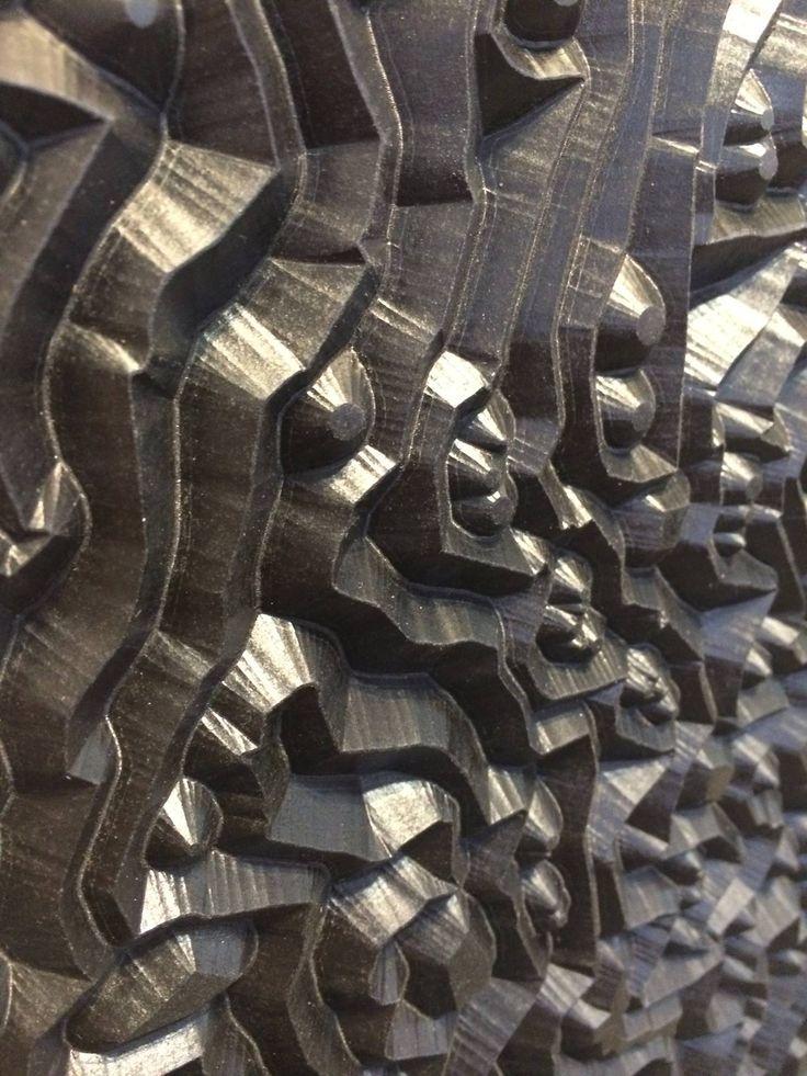"Close up on the ""curitiba forest"" chests.  #RADform #newcollection #ibride #modernfurniture #interiordesign #MO14 #parisdesignweek"