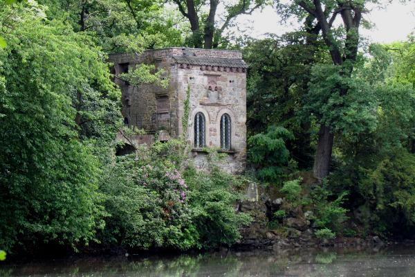 Mona-Lisa Turm im Schillingspark, Gürzenich, Düren