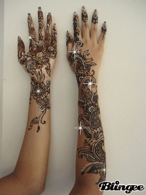 Henna Picture #129197557 | Blingee.com