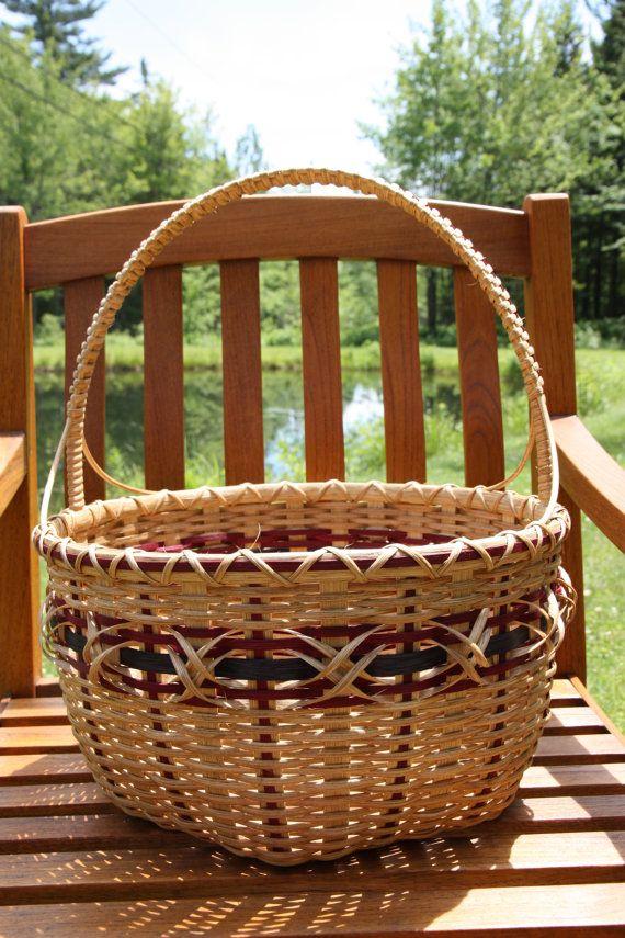 Majestic Hexagon Basket