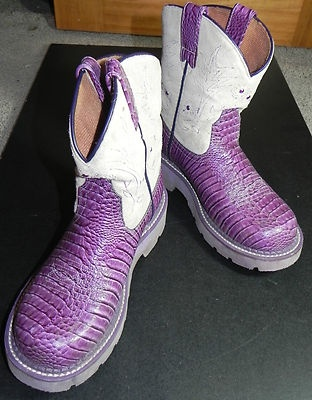 78  images about boots on Pinterest | Baby boots, Saddles and Purple