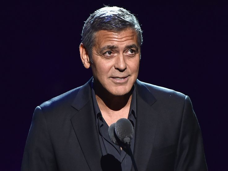"George Clooney has defended the right of Hollywood actors to comment on politics and claimed that Donald Trump is himself a ""Hollywood elitist"". ""When Meryl [Streep] spoke, everyone on that one side said: 'Well that's elitist Hollywood speaking,'"" Mr Clooney said, referring to the reaction to a speech criticising the US President by the Oscar-winning actor. At January's Golden Globe Awards, Streep chastised Mr Trump for mocking disabled reporter Serge Kovaleski. ""When the powerful us..."