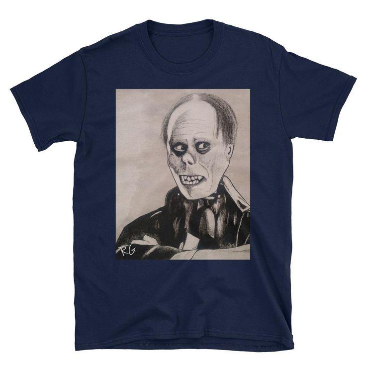 The Phantom Of The Opera Short-Sleeve Unisex T-Shirt