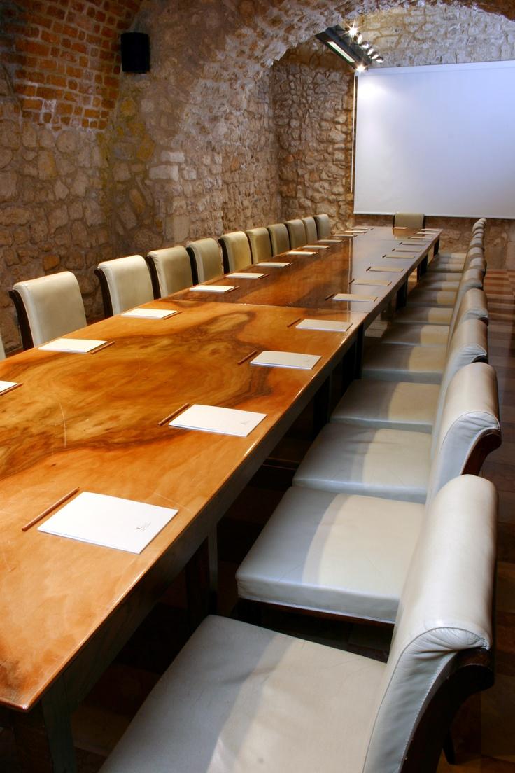 Sala konferencyjna.