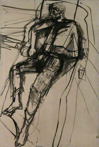 Portrait Sketch John Minton