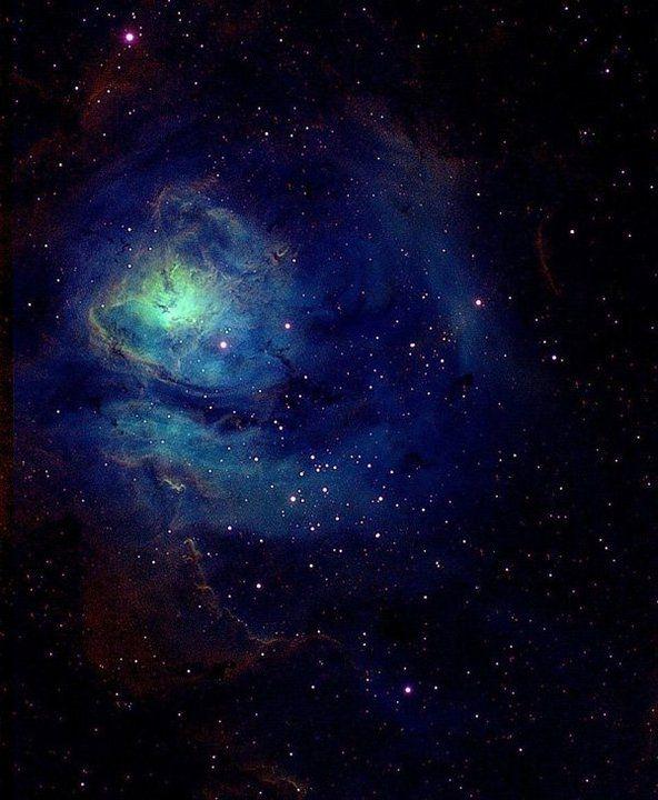 (Lagoon M8 Nebula