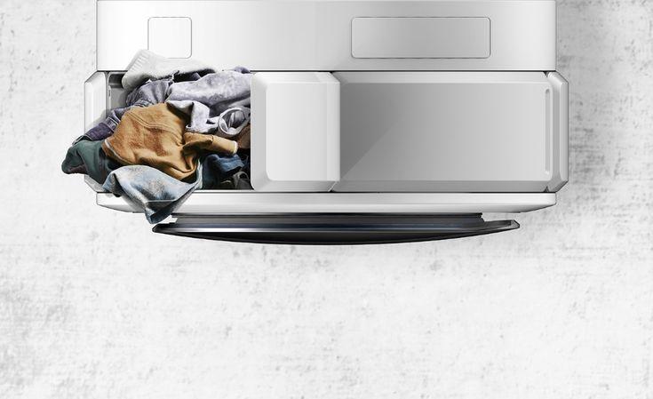 The washing/sharing machine | Yanko Design