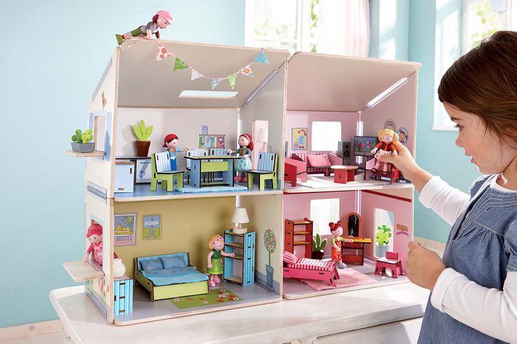 Haba Puppenhaus Villa Sonnenschein