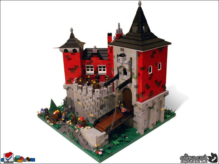 175 Best Images About Lego Castles On Pinterest Castle