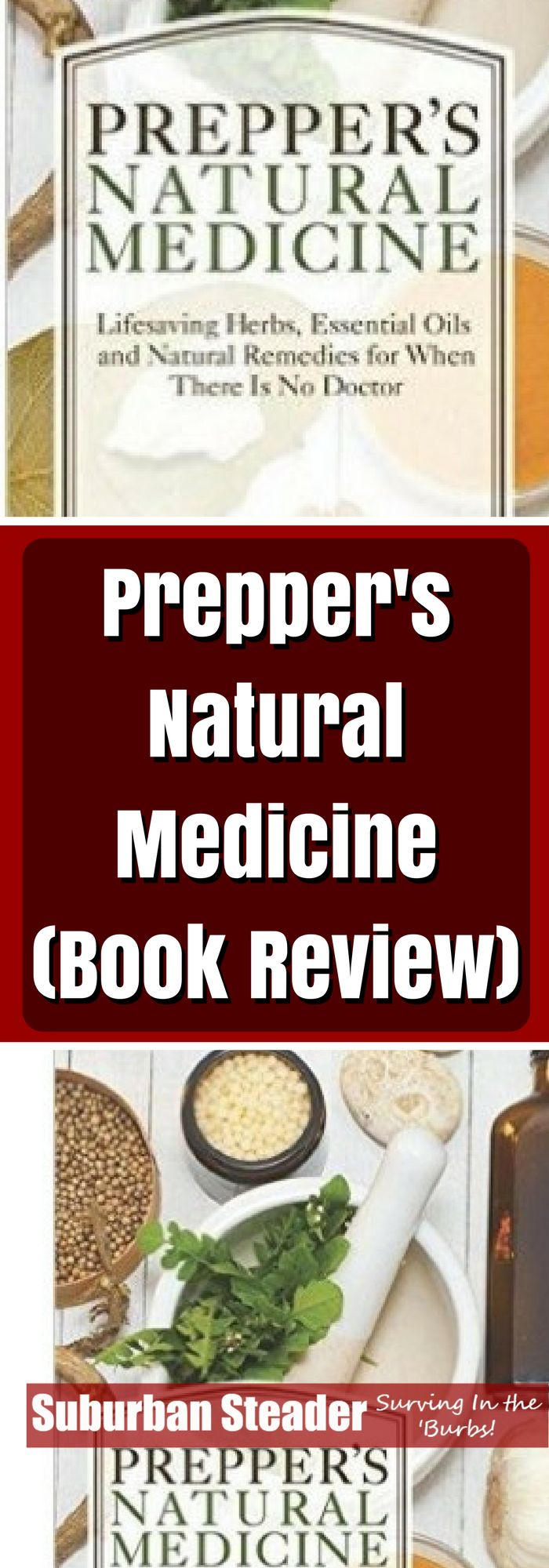"Cat Eliis has written a book titled ""Prepper's Natural Medicine."" Come find out if we think you should add it to your prepping library..."