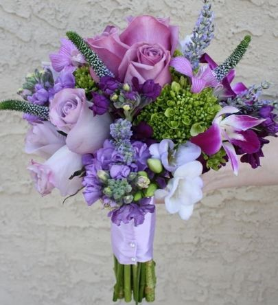 wedding bouquet flowers, purple wedding bouquet, bridal bouquet, add pic source on comment and we will update it.