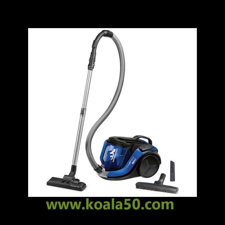 Aspiradora sin Bolsa Rowenta RO6941 750W 2,5 L A++ 75 dB Negro Azul - 125,63 €   Si buscas electrodomésticos para tu hogar a los mejores precios, ¡no te pierdas Aspiradora sin Bolsa Rowenta RO6941 750W 2,5 L A++ 75 dB Negro Azul y una amplia selección de pequeño...  http://www.koala50.com/aspiradoras-robots/aspiradora-sin-bolsa-rowenta-ro6941-750w-2-5-l-a-75-db-negro-azul