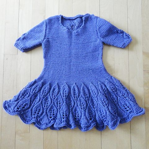 Hilary - Maddie Children's Dress