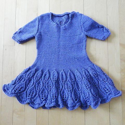 Hilary - Maddie Children's Dress