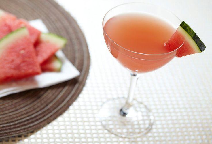 Receta Martini Sandía - Cómo preparar un delicioso Martini Sandía