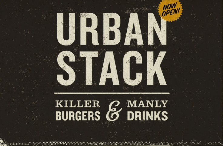 Urban Stack restaurant - awesome! Wonderful restaurant that focuses on local produce and meats. Can't wait to go back!