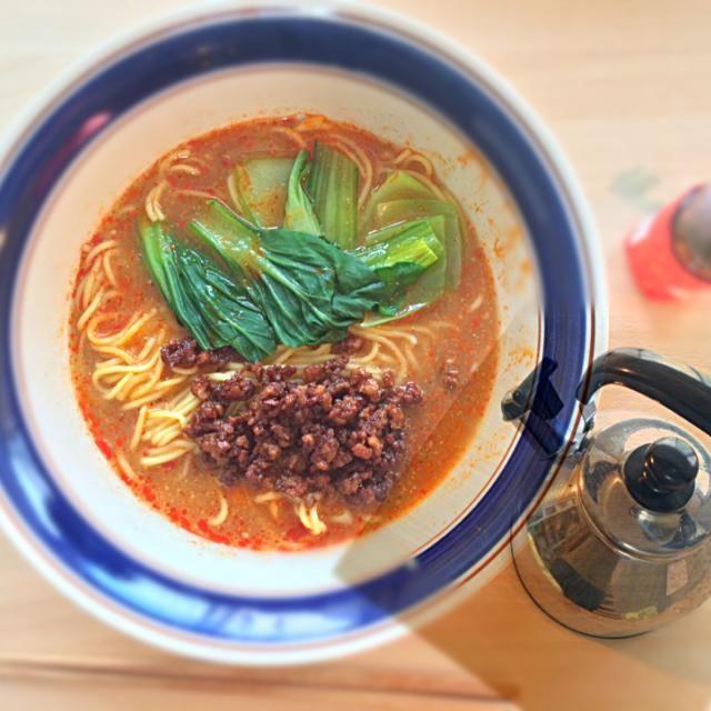 おいしかった!^_^ - 56件のもぐもぐ - ラ王担々麺 by funafuna