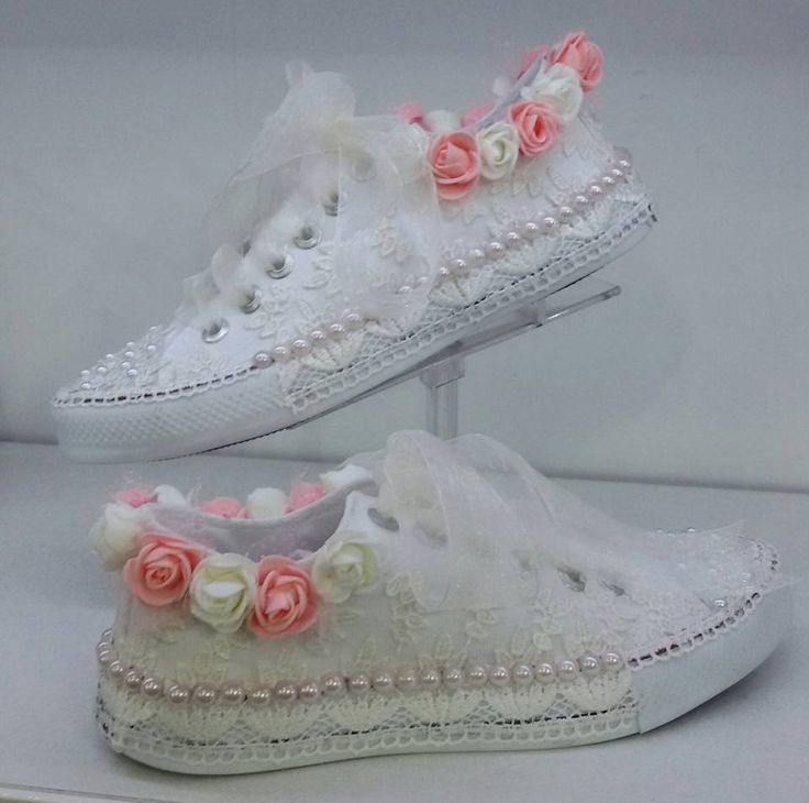Gelin Converse, wedding shoes