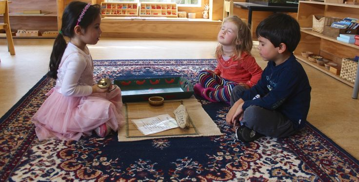 Little Earth Montessori - Responding from the heart